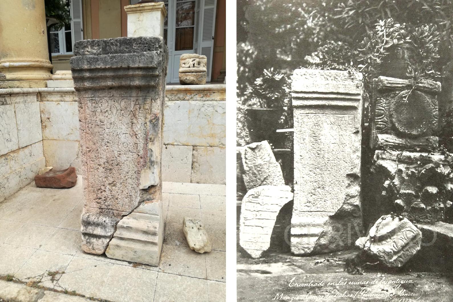pedestal-romano-porcia-maura-murgi